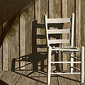 Garry McMichael - Porch Chair