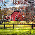 Debra and Dave Vanderlaan - Red Barn