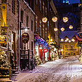 Dawna  Moore Photography - Sous-le-Fort Quebec City...