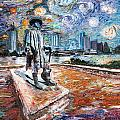 GretchenArt FineArt - Stevie Ray Gogh