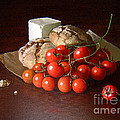 Stanislav Plonish - Still life with tomatoes