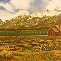 James Welch - The Grand Tetons