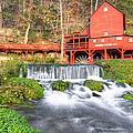 Gregory Ballos - The Hodgson Water Mill -...