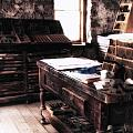 Thomas Woolworth - 1800s Print Shop...