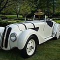 Tim McCullough - 1937 BMW 328 Roadster
