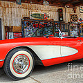 Bob Christopher - 1957 Little Red Corvette...