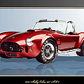Serge Averbukh - 1965 Red Shelby Cobra...