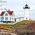 Richard Bean - Nubble Light Christmas...