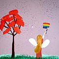 Krista May - Painting A Rainbow