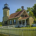 Randall Nyhof - White River Lighthouse...