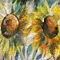 Dragica  Micki Fortuna - Sunflowers