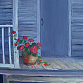 Glenda Barrett - Porch Flowers
