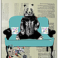 Brian Buckley - A Bear In My Chair