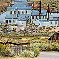 Joseph Coulombe - A Bodie View From Above