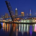 Frozen in Time Fine Art Photography - A Cleveland Ohio Evening...