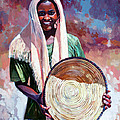 Mohamed Fadul - A girl from the...