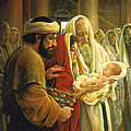 Greg Olsen - A Light to the Gentiles