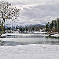 Kenny Francis - A Snowy Day On Lake...