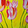 Meryl Goudey - A Spray of Tulips