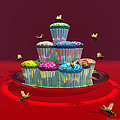 Walter Neal - A Stack of Cupcakes and...