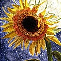 Angela Davies - A Sunflower In The...