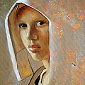 Joan Butler Gore - A Touch of Vermeer Based...