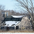 Duane Klipping - Abandoned barn