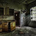 Gary Heller - Abandoned building - Old...