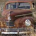 Windy Mountain - Abandoned Nash Rambler...