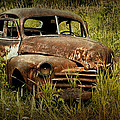 Randall Nyhof - Abandoned Vintage Car...