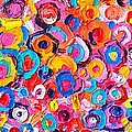 Ana Maria Edulescu - Abstract Colorful...