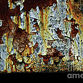 Lawrence Costales - Abstract Train Texture 11
