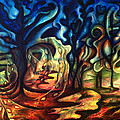Gabriela  Taylor - Abstract Trees