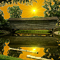 Michael Rucker - Ackley Covered Bridge