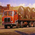 Mike  Jeffries - AEC Mammoth Major Mk V