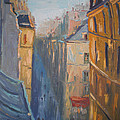 Nataliya Gurshman - Afternoon in Rue Leopold...