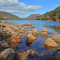 Stephen  Vecchiotti - Afternoon On Jordan Pond