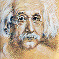 Becky Kim - Albert Einstein Face