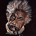 Daliana Pacuraru - Albert Einstein Portrait