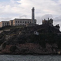 Richard Andrews - Alcatraz Island Panorama
