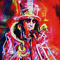 Anna  Duyunova - Alice Cooper. The Legend