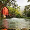 Gregory Ballos - Alley Spring Grist Mill...