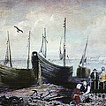 Lianne Schneider - Allonby - Fishing...