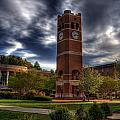 Greg and Chrystal Mimbs - Alumni Tower-WCU