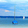 The Creative Minds Art and Photography - Ammersee Boats