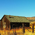 Jeff  Swan - An Old Oregon Farm House
