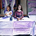 Trudi Doyle - Angel At My Table