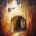 Dariusz Orszulik - Angel in the Alley