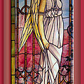 Thomas Woolworth - Angel Stained Glass...