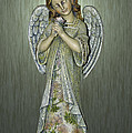 Thomas Woolworth - Angel Statue Green...
